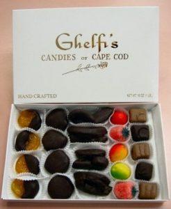 Ghelfi's Premium Chocolate Covered Fruits