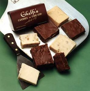 Cape Cod Fudge