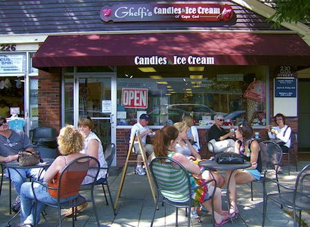 Ghelfi's Candies of Cape Cod -Falmouth, MA