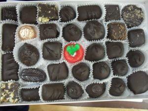 Christmas Dark Chocolate Assortment