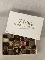 Ghelfi's Assorted Premium Chocolates.